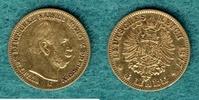 5 Mark 1877 C Preussen Wilhelm I. ss+  335,00 EUR  +  9,90 EUR shipping