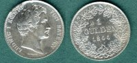 Bayern 1 Gulden Ludwig I.