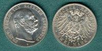 2 Mark 1901 A Sachsen-Altenburg Ernst vz/stgl.  595,00 EUR  +  9,90 EUR shipping