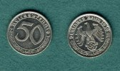 Drittes Reich 50 Reichspfennig 1939 A vz J...
