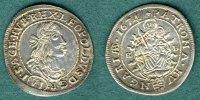 6 Krajczar 1674 Ungarn Leopold I.  Kremnitz vz  49,00 EUR  +  5,90 EUR shipping