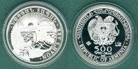 500 Dram 2012 Armenien Arche Noah / 1 oz. Ag PP  29,90 EUR