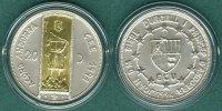 20 Diners 1994 Andorra Petrus III.  König von Aragon stgl.  79,00 EUR