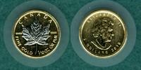 5 Dollars 2010 Canada Wallstreet Investment / Maple Leaf / Im Acrylbloc... 159,00 EUR