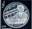 20 Vatu 2014 VANUATU 20 Vatu 2014, Frederic Chopin Silber, PP, Proof PP... 185,00 EUR