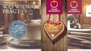 10 Euro mit Blister 2015 ÖSTERREICH, AUSTRIA 10 Euro 2015, Wien, Stefan... 34,00 EUR