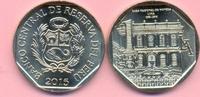 1 N-Sol 2015 PERU 1 N-Sol 2015, 450 Jahre Casa de Moneda Lima KuNi, stf... 3,50 EUR