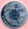 2 Dollar 2015 NIUE 2 Dollar 2015, Schildkröte Silber eine Unze stfr. st... 29,00 EUR