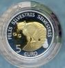 5 Euro 2015 LUXEMBURG 5 Euro 2015 Wildkatze Silber/Bimetall, im Blister... 85,00 EUR  +  8,00 EUR shipping