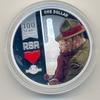 1 Dollar 2016 NEUSEELAND 1 Dollar 2016, 100 Jahre RSA Silber, Farbe PP ... 130,00 EUR  +  8,00 EUR shipping
