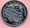 1 Crown 1998 ISLE OF MAN 1 Crown 1998, Lokomotive : Pilatusbahn in der ... 25,00 EUR  +  6,00 EUR shipping