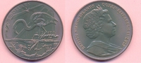 5 Dollar 2015 BRITISCH VIRGIN-ISLANDS 5 Dollar 2015, Flamingos, rosa Ti... 60,00 EUR