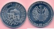 25 Euro 2015 DEUTSCHLAND, GERMANY 25 Euo, 2015, 25 Jahre Einheit Silber... 37,00 EUR  +  6,00 EUR shipping