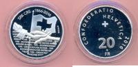 20 Sfr 2016 SCHWEIZ 20 Sfr 2016, Rotes Kreuz 150 Jahre, Silber PP, Aufl... 67,00 EUR  +  8,00 EUR shipping