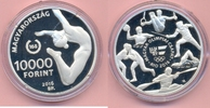 10.000 Forint 2016 UNGARN, Hungary 10.000 F. 2016, Olympiade Rio, Silbe... 70,00 EUR  +  8,00 EUR shipping