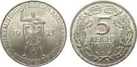 5 Mark Rheinlande 1925 D Weimarer Republik  besser als vorzüglich  99,00 EUR  plus 4,00 EUR verzending