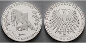 Deutschland 10 Euro 2015  PP 625er Silber ...