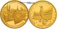 100 Euro 15,55g fein 28 mm Ø 2004D Deutschland Stadt Bamberg, Prägestät... 640,00 EUR  +  23,00 EUR shipping