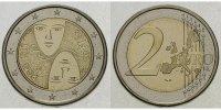 2 Euro 2006 Finnland Ratspräsident, 100 J. Parlamentsreform stgl  6.11 US$ 5,50 EUR