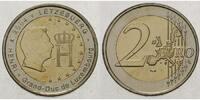 2 Euro 2004 Luxemburg Monogramm Herz. Henri stgl.  4,90 EUR  +  7,00 EUR shipping