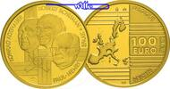 Belgien 100 Euro, 15,53g<br> fein<br>29 mm...