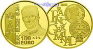 100 Euro,15,54g fein29 mm Ø 2003 Belgien Le Franc Germinal, mit Kapsel ... 895,00 EUR  +  23,00 EUR shipping