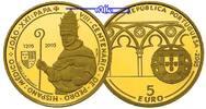 5 Euro 16, 03g fein 30 mm Ø 2005 Portugal 800. Geb. von Papst Johannes ... 1104.62 US$ 995,00 EUR  +  46.63 US$ shipping