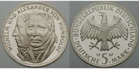 5 DM 1967 Deutschland, Bundesrepublik Humbold, Wilhelm und Alexander v.... 105.54 US$ 95,00 EUR  +  38.88 US$ shipping