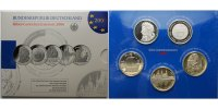 10 Euro x5 2006 G Deutschland Silbergedenkmünzen-Set 2006 PP SetimBlist... 165,00 EUR  +  17,00 EUR shipping