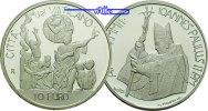10 Euro 2002 Vatikan Botschaft zum Weltfriedenstag, inkl. Etui & Zertif... 238.74 US$ 215,00 EUR