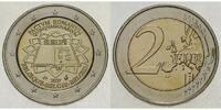 2 Euro 2007 Belgien 50 Jahre Römische Verträge stgl  4,50 EUR  +  7,00 EUR shipping