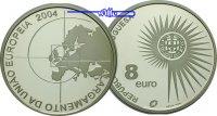 8 Euro 2004 Portugal EU-Erweiterung / Europaprogramm, inkl. Etui & Zert... 58,50 EUR  +  17,00 EUR shipping