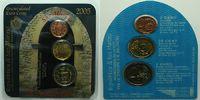 2.22 2005 San Marino Kursmünzensatz, Mini Satz,  2ct, 20ct,2Euro stglim... 14,80 EUR  +  7,00 EUR shipping