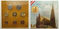 3,88 2006 Österreich Kursmünzensatz stglimBlister  24,90 EUR  Excl. 7,00 EUR Verzending