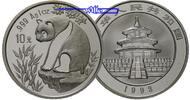 10 Yuan 1993 China Panda Bären, 1 oz, Silber stgl  194.06 US$ 174,80 EUR  +  38.86 US$ shipping