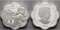 15 $ 2012 Kanada Jahr des Drachen/Lotus(Chin.Kalender'2012), inkl.Etui&... 99,80 EUR  + 17,00 EUR frais d'envoi