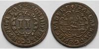 2 Pfennig,(=1/6 Schilling),  1706 Paderborn Franz Arnold  von Wolff-Met... 79,00 EUR