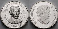 15 $ 2011 Kanada 8. Ausgabe - Prinz Charles- ,inkl. Etui & Zertifikat &... 8080 руб 109,50 EUR  +  2583 руб shipping