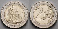 2 Euro 2012 G Deutschland Schloss Neuschwanstein in Bayern,Prägestätte ... 3,90 EUR  +  7,00 EUR shipping