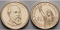 1 $ 2011 D USA James Garfield / Kupfer-Nickel, Denver vz  3,50 EUR  +  7,00 EUR shipping