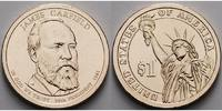 USA 1 $ 2011 P vz James Garfield / Kupfer-Nickel, Philadelphia 3,50 EUR