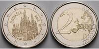 2 Euro 2012 Spanien Burgos stgl  332 руб 4,50 EUR  +  812 руб shipping
