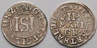 Mariengroschen 1672 Lippe-Detmold Simon Heinrich 1666 - 1697, Grafschaf... 149,00 EUR  +  17,00 EUR shipping