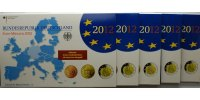5,88 x5 2012 A/D/F/G/J Deutschland Kursmünzensatz als kompl. Satz(5 Prä... 149,00 EUR  +  17,00 EUR shipping