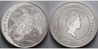 10 $ Fiji5 oz. 2012 Fidschi Fiji Taku Schildkröte, 2. Ausgabe, 999er Si... 229,00 EUR  +  17,00 EUR shipping