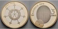 3 Euro 2012 Slowenien 100. Jahrestag der ersten slowenischen Olympia-Me... 16.43 US$ 14,80 EUR  +  12.21 US$ shipping