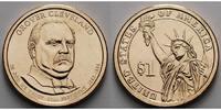 1 $ 2012 D USA Grover Cleveland / Kupfer-Nickel, Denver, 22. Präsident ... 259 руб 3,50 EUR  +  814 руб shipping