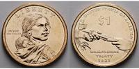 1 $ 2011 P USA Amerikanische Ureinwohner - Sacagawea - Philadelphia/ Ku... 4,00 EUR  + 7,00 EUR frais d'envoi