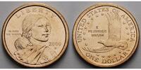 1 $ 2000 D USA Amerikanische Ureinwohner - Sacagawea - Denver / Kupfer-... 8,00 EUR  + 7,00 EUR frais d'envoi