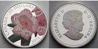 20 $ 2012 Kanada 20 $ Kristall-Rhododendron aus dem Pacific - 3 changie... 129,80 EUR110,33 EUR  +  17,00 EUR shipping